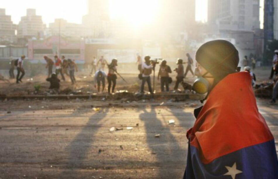 Venezuela, la paz bajo asedio