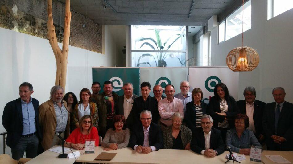 La plataforma «Actúa» pide el blindaje de RTVE