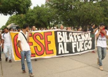 Colombia. Delegación de Diálogo del ELN: Urge un Cese Bilateral al Fuego