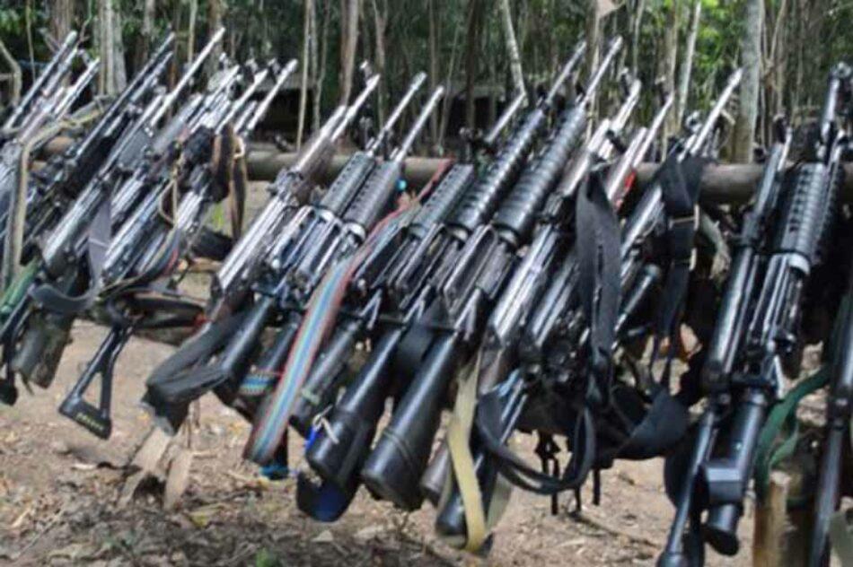 BBVA y Banco Santander entre las 100 entidades financieras del mundo que más financian las principales empresas de armas