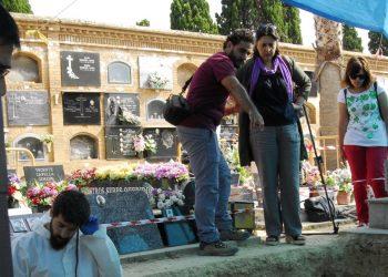 La jueza archiva las diligencias de la fosa 113 de Paterna, donde se hallaron doce víctimas del franquismo