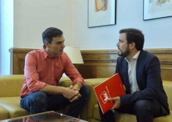 Garzón pide a Sánchez que «no se deje instrumentalizar» por el PP en la campaña emprendida contra los ediles madrileños Sánchez Mato y Celia Mayer