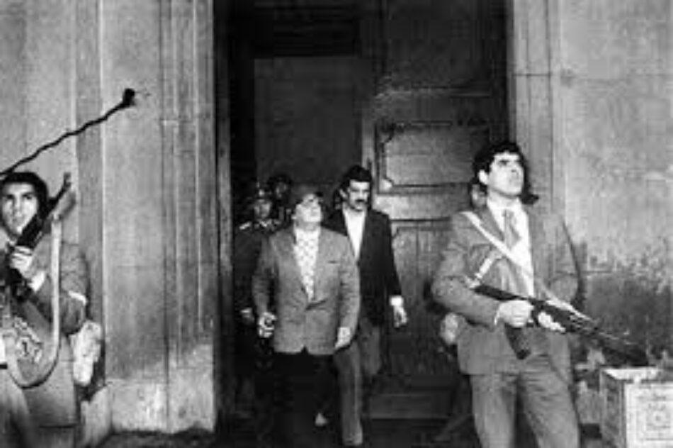 Chile. Sobreviviente de la escolta personal de Salvador Allende pide por su salud a Bachelet