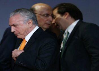 Fiscalía de Brasil prepara tres denuncias separadas contra Michel Temer