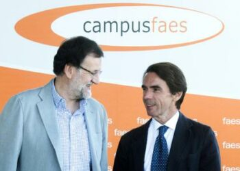 La fundación de Aznar, FAES, apela al miedo ante el posible entendimiento entre Unidos Podemos y el PSOE: «quieren reconstruir al enemigo»