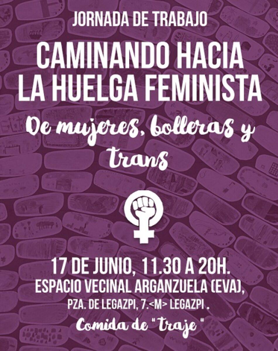 Jornada de trabajo: «caminando hacia la huelga feminista»