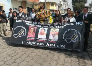 Guatemala. Asesinan a periodista Álvaro Aceituno