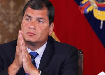Rafael Correa: Venezuela ha estado bajo constante asedio nacional e internacional