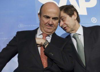 Garzón cambia su pregunta al Gobierno de la sesión de control para que De Guindos explique el saqueo de 60.000 millones de euros de dinero público regalados a la Banca