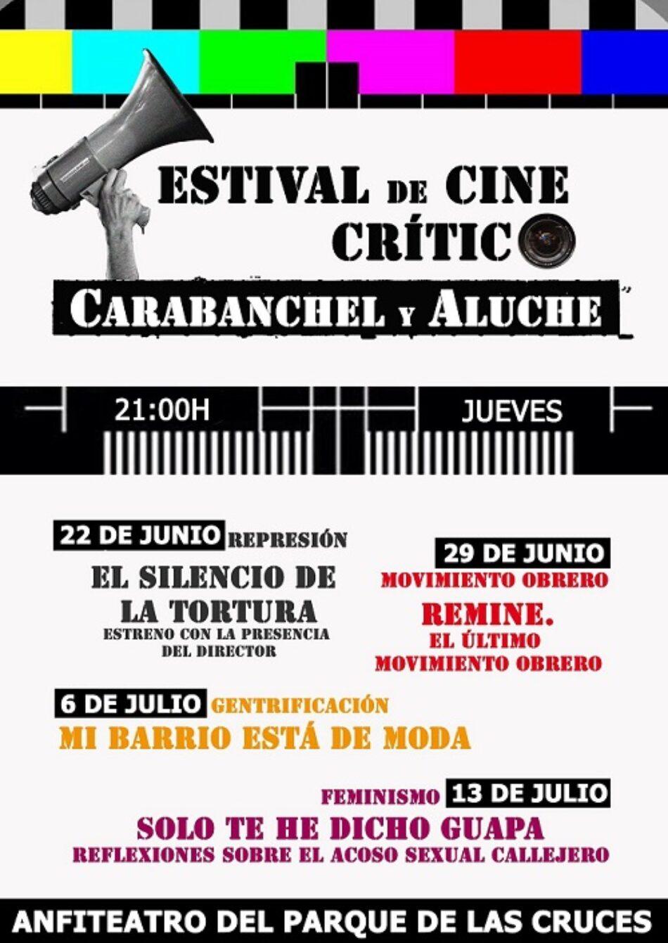Nace el Festival de Cine Crítico de Carabanchel y Aluche