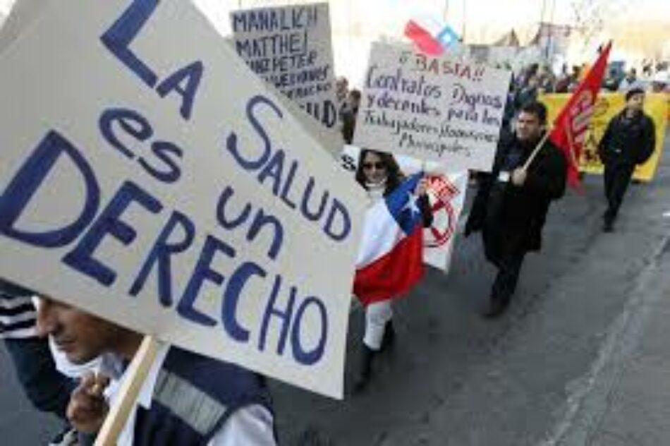 Chile. Salud para pobres: 1.800.000 personas en listas de espera
