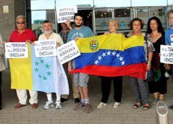 Denuncia conjunta en Las Palmas contra el opositor que llamó a asesinar a los chavistas