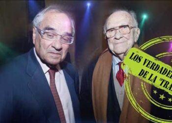 La derecha española reconoce, por fin, a sus héroes históricos: Santiago Carrillo y Martín Villa