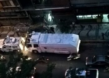 En vivo desde La Candelaria: el chavismo frustró la guarimba
