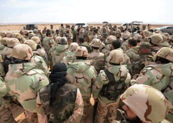 Ejércitos sirio e iraquí acuerdan luchar juntos contra el EI en la frontera