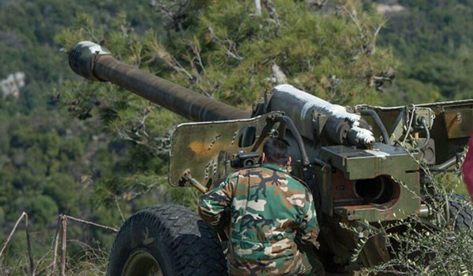 Ejército sirio rodea Maskanah, la última localidad de la provincia de Alepo en poder del EI
