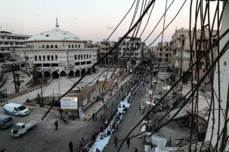 Rusia, Turquía, Irán, Jordania y la ONU acogen diálogos sirios