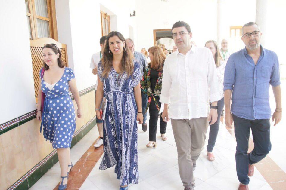 Podemos y PSOE llegan a un consenso para dotar a Andalucía de una ley de protección de derechos y contra la discriminación de las personas LGTBI