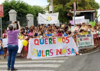 USTEA Sevilla denuncia la situación de riesgo en las aulas por el calor