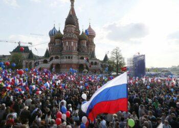 Rusia, optimismo justificado en su día nacional