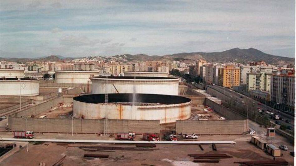 EQUO exige a Medio Ambiente que garantice la descontaminación de los terrenos de Repsol en Málaga