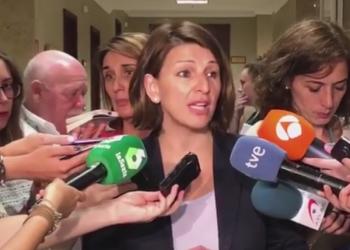"""Unidos Podemos avisa que """"no permitirá que la comisión que investigará la crisis bancaria y financiera sea una especie de 'paripé' como la Comisión de Interior"""" con la policía política del PP"""