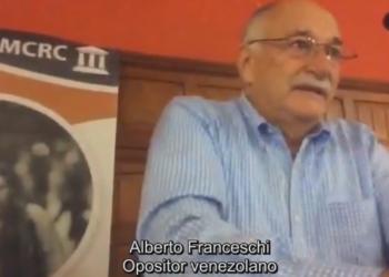 Llaman en Gran Canaria a asesinar a Chavistas y dar un golpe de estado en Venezuela