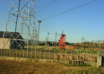 Ecologistas dicen «No a la subestación de alta tensión de Gozón y las lineas asociadas»