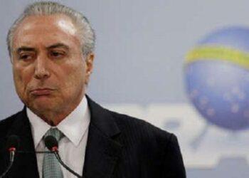 El Supremo de Brasil autoriza interrogatorio a Temer por corrupción