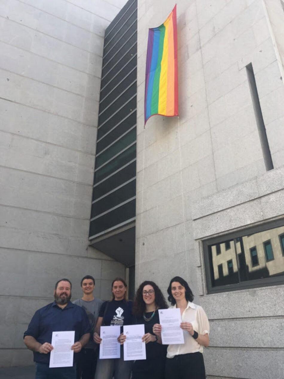En Comú Podem registra una bateria d'iniciatives per protegir els drets LGTBI a l'educació, en el treball, en l'asil i en la diversitat funcional