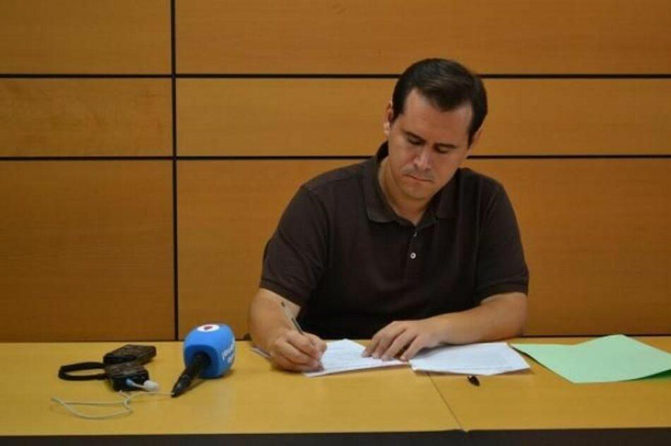 Cambiemos Murcia denuncia que el PP ha bloqueado las juntas durante seis meses por su negativa a prorrogar los presupuestos de inversión