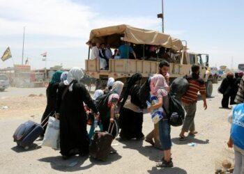Daesh retiene a 100.000 civiles en el norte de Iraq