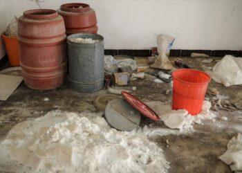 Irak confisca de Daesh 32.5 toneladas de nitrato de amonio