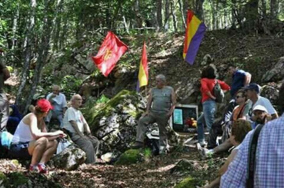 Agrupación Pozo Grajero pide retirar honores a Franco y a Martín Villa en Sabero