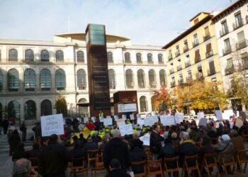 300 organizaciones lanzan el manifiesto: 'Blindar las Pensiones en la Constitución'