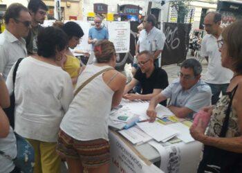 La asociación vecinal de Las Letras solicita al Ayuntamiento la clausura inmediata de 250 viviendas turísticas
