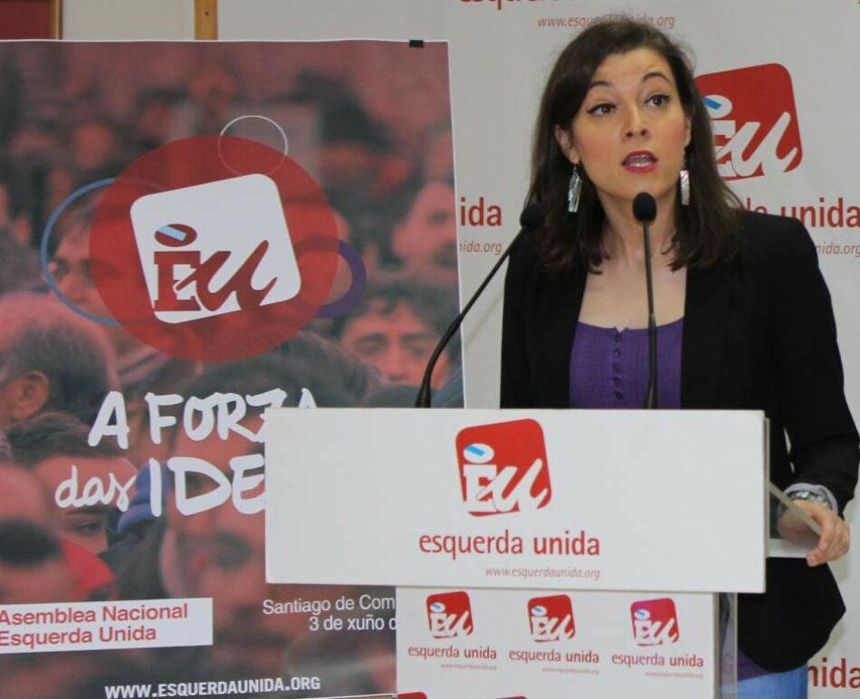 Esquerda Unida denuncia a vulneración por parte da Xunta dos dereitos recoñecidos legalmente do alumnado migrante ao excluílo das axudas de libros de texto