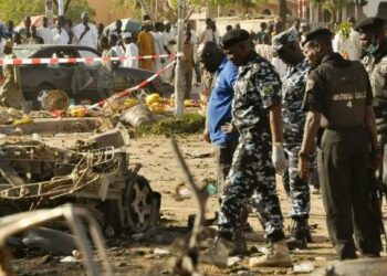 Atentado terrorista deja 10 muertos en Nigeria