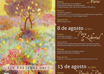El XIV Ciclo de Poesía en El Laurel de La Zubia premiará al Festival Internacional de Medellín con la presencia de su cofundador