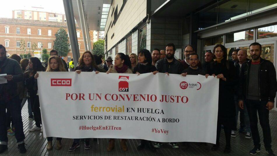 La Audiencia Nacional absuelve a los sindicatos y Comités de Huelga a las que Ferrovial demandó por convocar una huelga