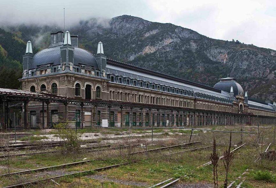 IU impulsa en el Grupo de Unidos Podemos una iniciativa para la construcción o reapertura de vías ferroviarias para Andalucía, Castilla y León, Asturias y Extremadura