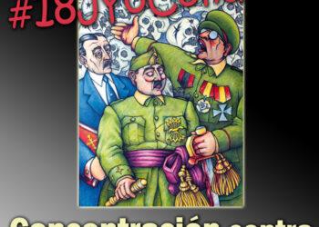 Convocatoria de Concentración: #18JYoCondeno