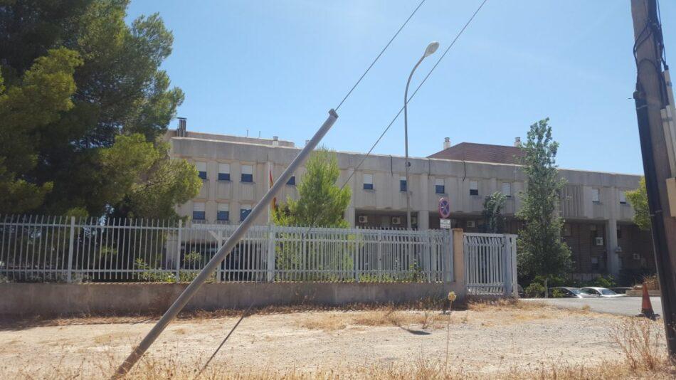 Cambiemos Murcia ratifica su compromiso por el cierre de los CIE tras visitar el de Sangonera