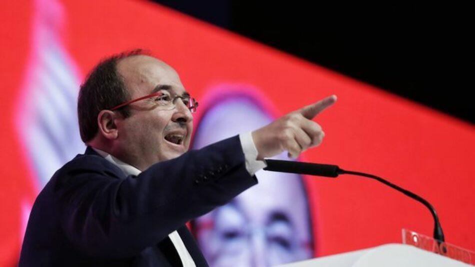Miquel Iceta: «Habría que hacer una quita de la deuda a Cataluña y al resto de comunidades autónomas»