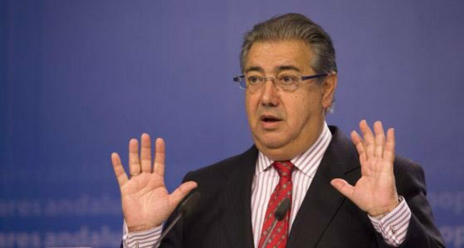 """El PP maniobra en el Congreso para que IU varíe su petición de comparecencia de Zoido y quite que la actual política migratoria """"hace posible naufragios"""" como el reciente con 49 muertos"""