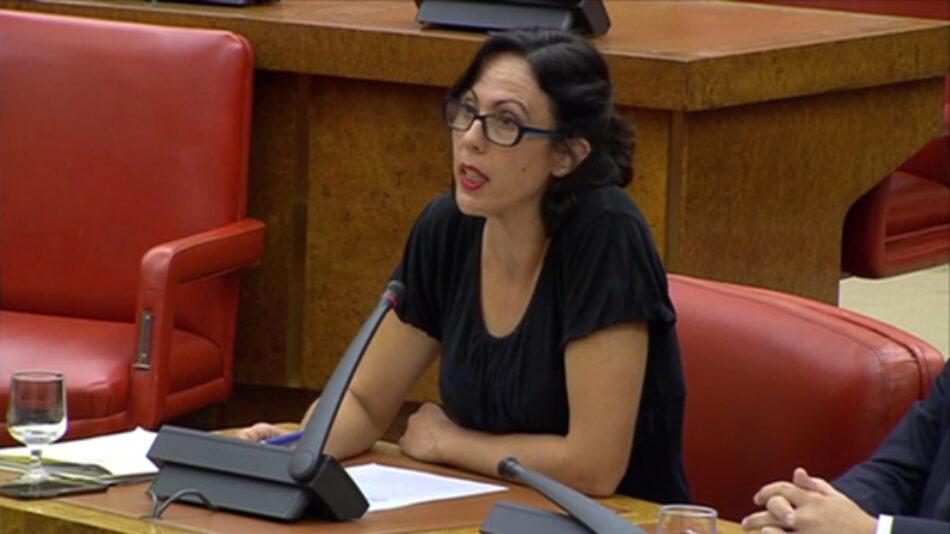 García Sempere a Zoido: «la actual política migratoria de su gobierno, les guste o no, es la responsable de tantas muertes en el Mediterráneo»