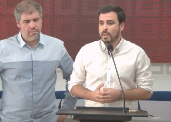 """Garzón cree que Rajoy no dirá """"toda la verdad"""" cuando se siente mañana en el banquillo como testigo de la trama Gürtel """"porque en lo que tiene que ver con corrupción nunca lo hace"""""""