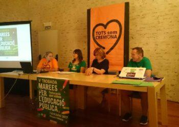 V Encuentro de Mareas x la Educación Pública