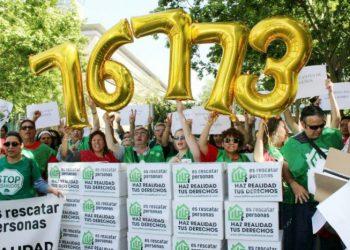 169 personas hacen posible el éxito del crowdfunding de la ILP de vivienda