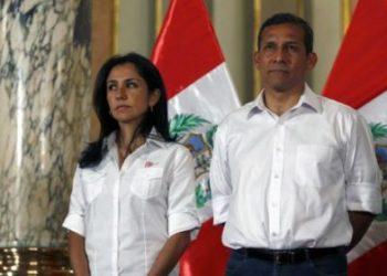 Fiscalía de Perú pide cárcel preventiva para Humala y su esposa
